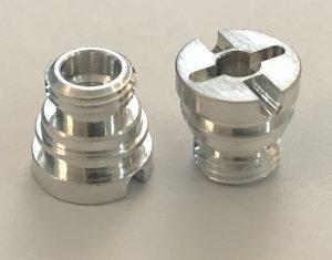Swiss Screw Machine Parts, Swiss Screw Machined Aluminum, Lathe Parts