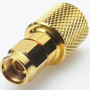 Straight RF Connector