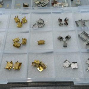 Stampings, Metal Stampings for Connectors