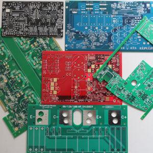 Printed Circuit Boards (PCB), Multi-Layer PCB, Rigid PCB